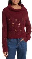 Rachel Comey Women's Tigris Crop Turtleneck Sweater