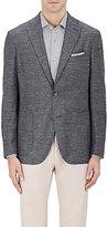 Boglioli Men's Silk-Blend Two-Button Sportcoat