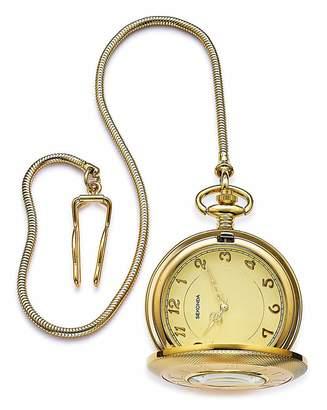 Sekonda Personalised Pocket Watch