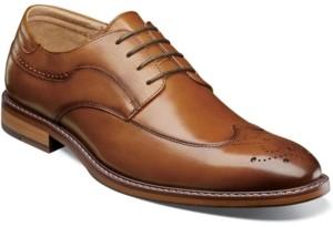 Stacy Adams Men's Fletcher Wingtip-Toe Oxfords Men's Shoes