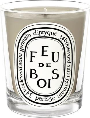 Diptyque Mini Feu De Bois Scented Candle (70G)
