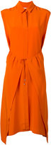 Christian Wijnants sleeveless dress - women - Silk Crepe - 36