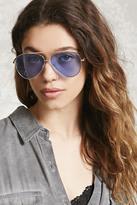 Forever 21 FOREVER 21+ Aviator Sunglasses