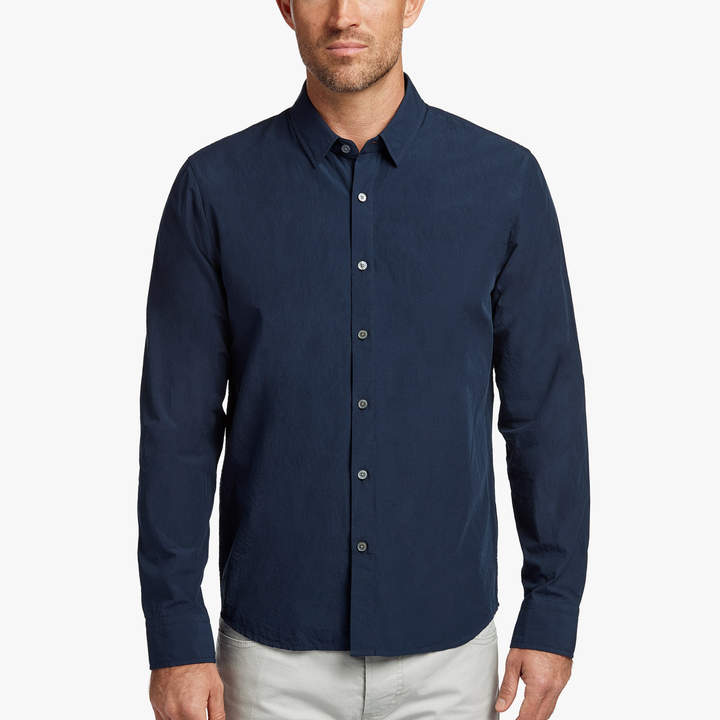 James Perse COTTON POPLIN EVERYDAY SHIRT