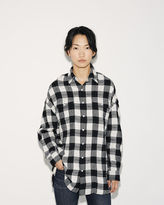 R 13 Oversized Shirt