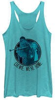 Fifth Sun Star Wars Tahi Blue 'Chewie. We're Home' Tank - Women