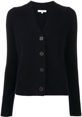 Vince V-neck cashmere knit cardigan