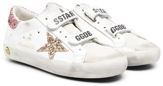 Golden Goose Kids Old School low-top sneakers
