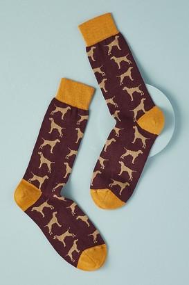 Catherine Tough Heidi Unisex Hound Socks