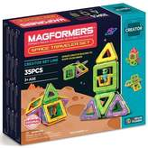Magformers Space Traveller 35 Piece Set