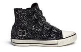 Ash 'Fanta Bis' glitter kids sneakers