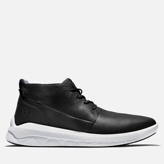 Timberland Men's Bradstreet Ultra Leather Chukka Boots - Black