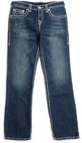 True Religion Boy's Ricky Super-T Jeans