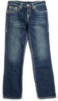 True Religion Boy's Ricky Super-T Jeans