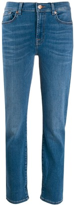 7 For All Mankind Relaxed Slim-Fit Jeans
