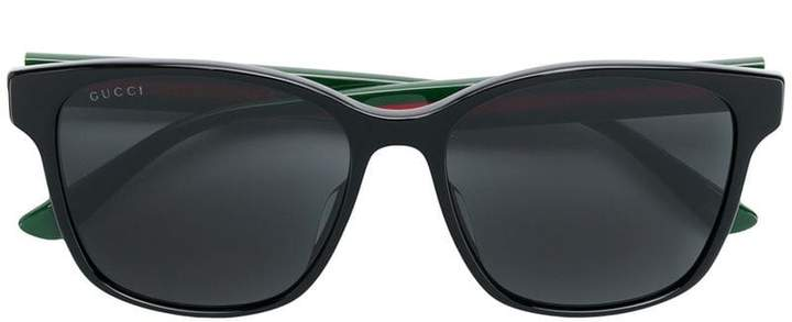 28e585d993c Women Gucci Sunglass Striped - ShopStyle