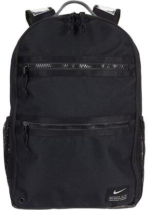 Nike Utility Heat Bakpack (Black/Black/Enigma Stone) Backpack Bags
