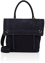 Jerome Dreyfuss Women's Jérémie Large Satchel-Navy