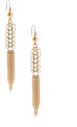 Lucky Brand CHAIN LINK EARRING