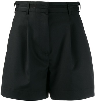 Kenzo High Waisted Shorts