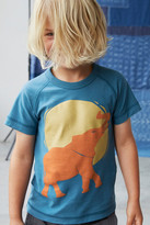 Tea Collection 'Midnight Trumpet' Graphic T-Shirt (Toddler Boys & Little Boys)