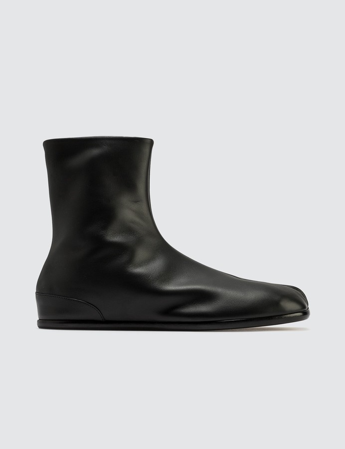 Mens Flat Sole Boots   Shop the world's