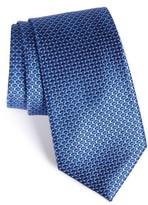 Nordstrom Men's 'Small Basket Weave Neat' Woven Silk Tie