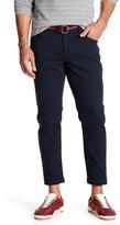 Original Penguin Slim 5 Pocket Dark Rinse Twill Stretch Pants