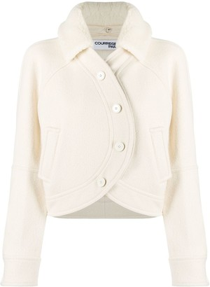Courreges Knitted Jacket