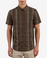 Volcom Men's Dominic Plaid Shirt