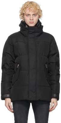 Mackage Black Down Riley Jacket