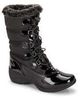 Khombu Faux Fur Trimmed Boots