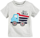 First Impressions Cotton Graphic-Print T-Shirt, Baby Boys (0-24 months), Only at Macy's