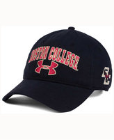 Under Armour Boston College Eagles Brushed Twill Adjustable Cap
