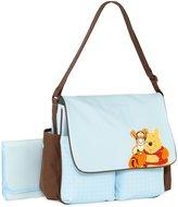 Disney Pooh and Tigger Diaper Bag, Blue