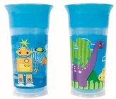 Sassy Insulated Grow Up Cups 9oz - 2Pk (Boys)