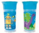Sassy Insulated Grow Up Cups 9oz - 2Pk (Boys)