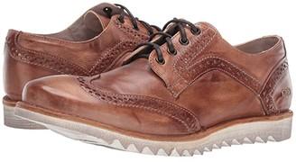 Bed Stu Larino Wing II (Tan Rustic) Men's Shoes