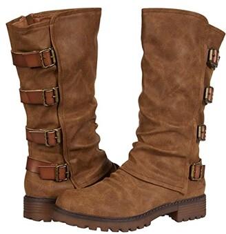 Blowfish Roxie (Brown Prospector/Dyecut) Women's Shoes
