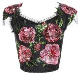 Dolce & Gabbana Sequinned top