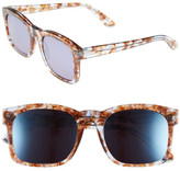 Wildfox Couture Women's Gaudy Square Acetate Frame Sunglasses