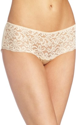 Wacoal Women's All Dressed Up boyshort Panty