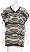 Gryphon Sleeveless Knit Top