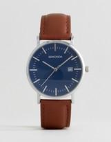 Sekonda Tan Leather Watch Exclusive To Asos