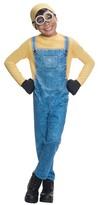 Rubie's Costumes Minion Bob Costume (Toddler, Little Boys, & Big Boys)