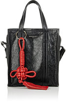 Balenciaga Women's Bazar Extra-Small Shopper Tote Bag-DARK GREY