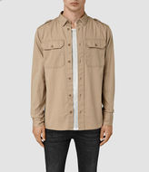 AllSaints Picket Shirt