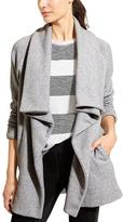 Athleta Star Valley Fleece Wrap