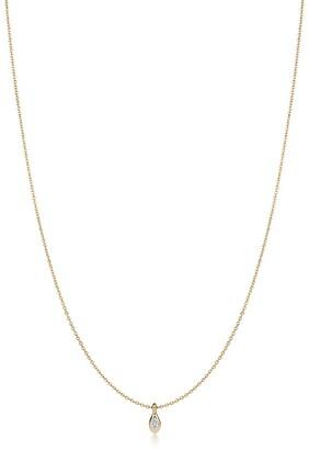 Tiffany & Co. Elsa Peretti Diamonds by the Yard pendant in 18k gold