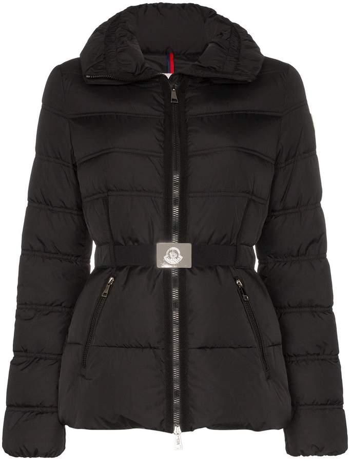 2527097ec Alouette belted puffer jacket